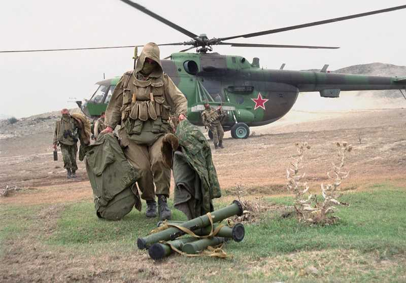 """Вторая чеченская война. Бои за высоту """"Ослиное Ухо"""""""