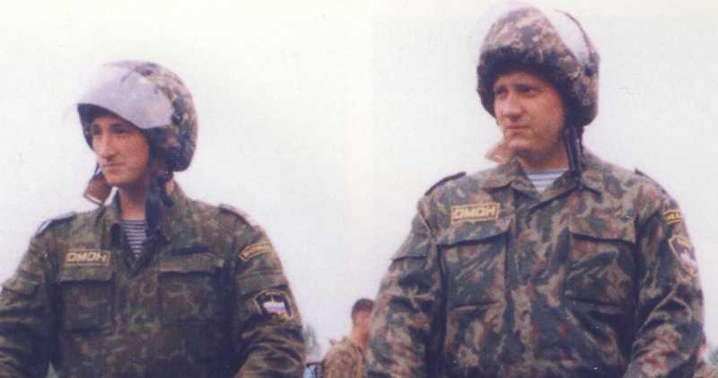 Вторая чеченская война. Новолакский прорыв липецкого ОМОНа