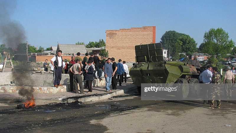 15 лет со дня нападения чеченских боевиков на Ингушетию
