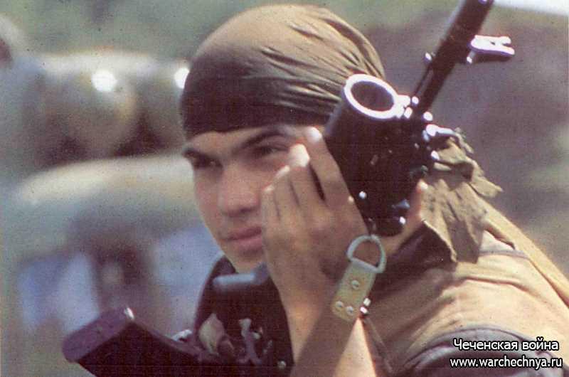 7 отряд спецназа «Росич»