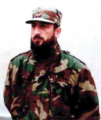 Чеченский полевой командир Турпал-Али Аладиевич Атгериев