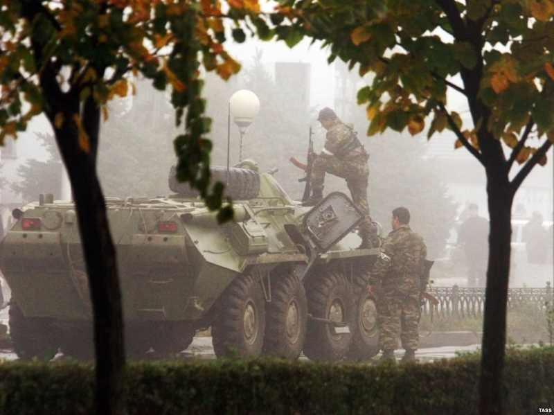 Боевик, который участвовал в нападении на Нальчик, попросил смягчить ему условия надзора
