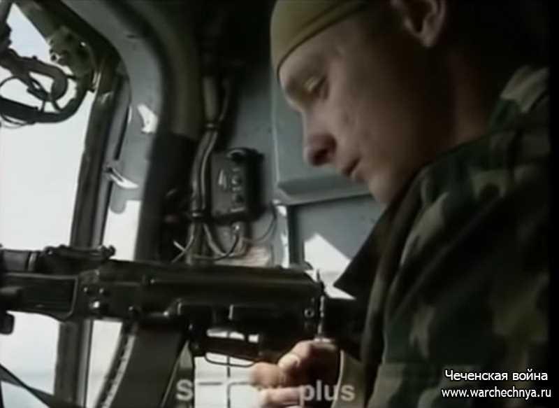 Вторая чеченская война. Дагестан, Ботлих, отражение нападения боевиков