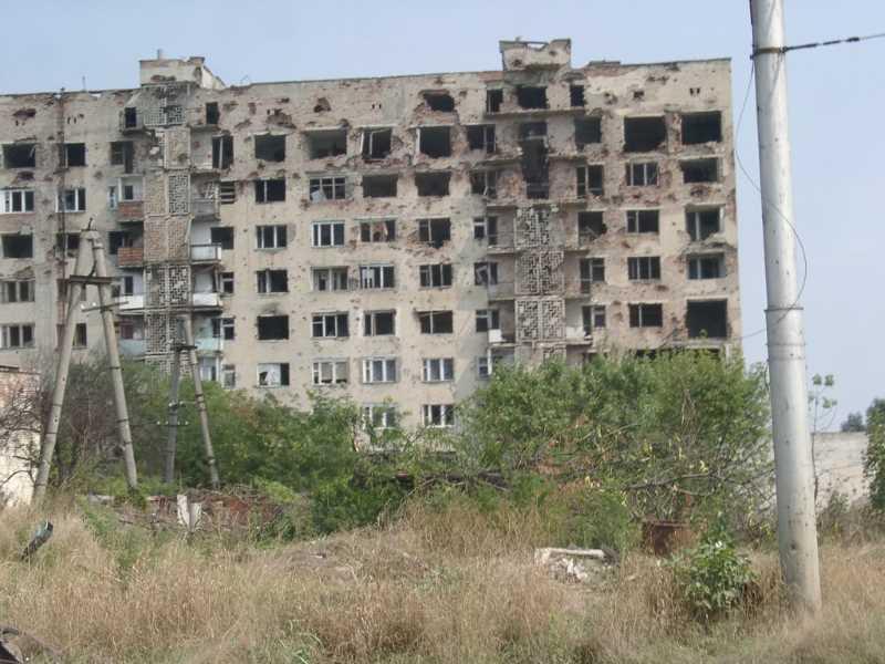 Кавказский дневник 1. Грозненские воспоминания: и юность, и война