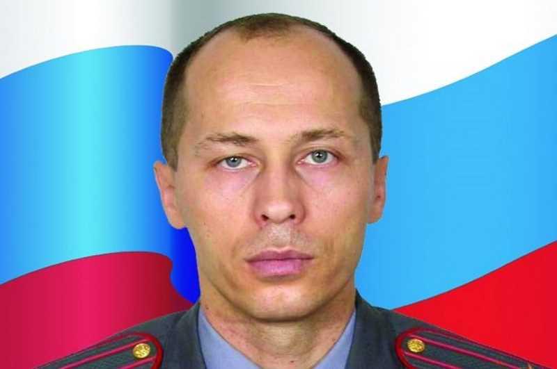 В Абдулинском районе почтили память милиционера, погибшего в Чечне
