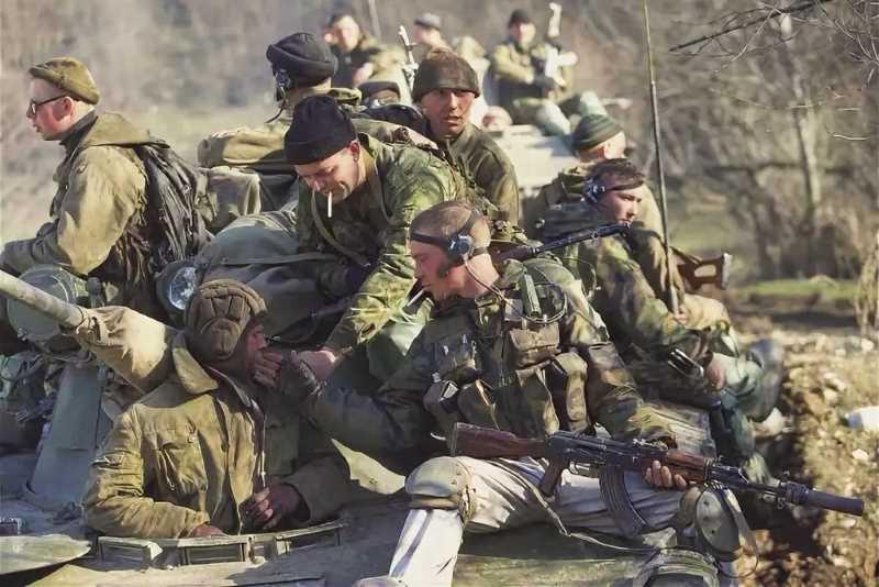 Как Салман Радуев сбежал от российских десантников