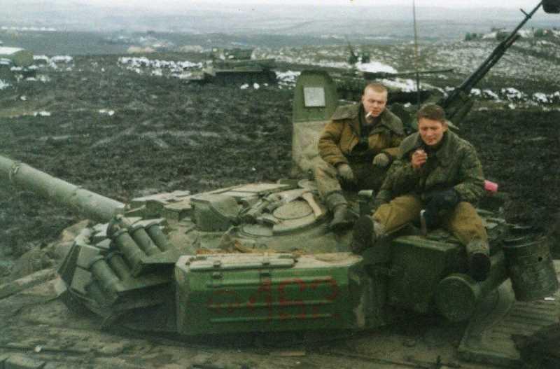 Вторая чеченская война. 276 МСП. Будни войны