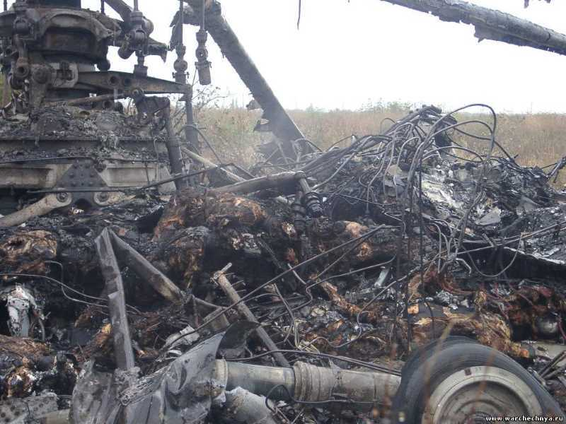 19 августа 2002 г. 17 лет со дня уничтожения Ми-26 над Ханкалой