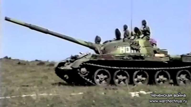 """Вторая чеченская война. Документальный фильм """"Кадарская зона"""""""