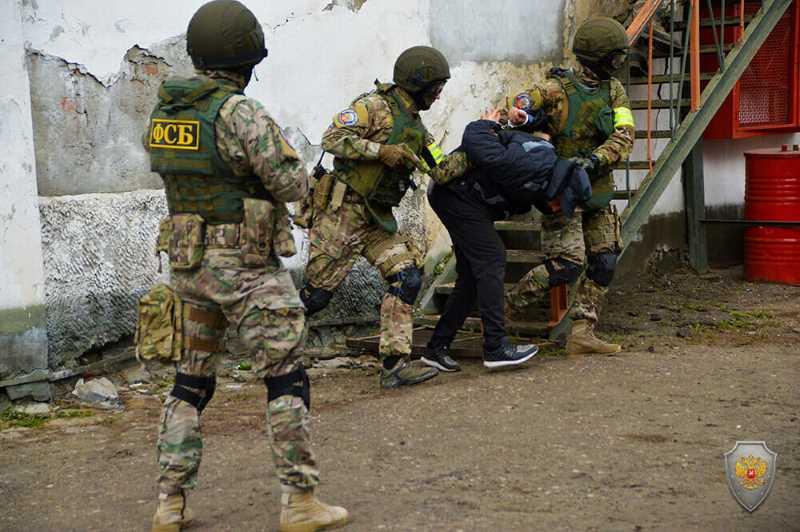 ФСБ предотвратила теракты в Кабардино-Балкарии