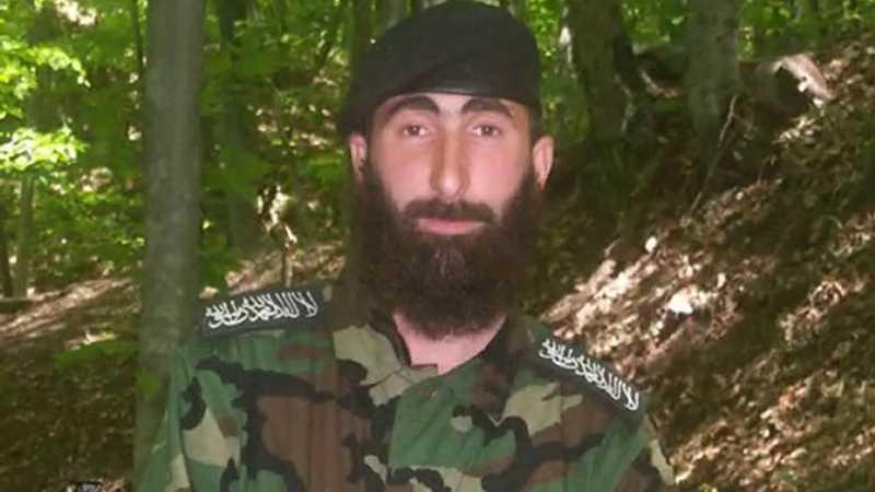 Чеченский полевой командир Али Мусаевич Тазиев «Магас»