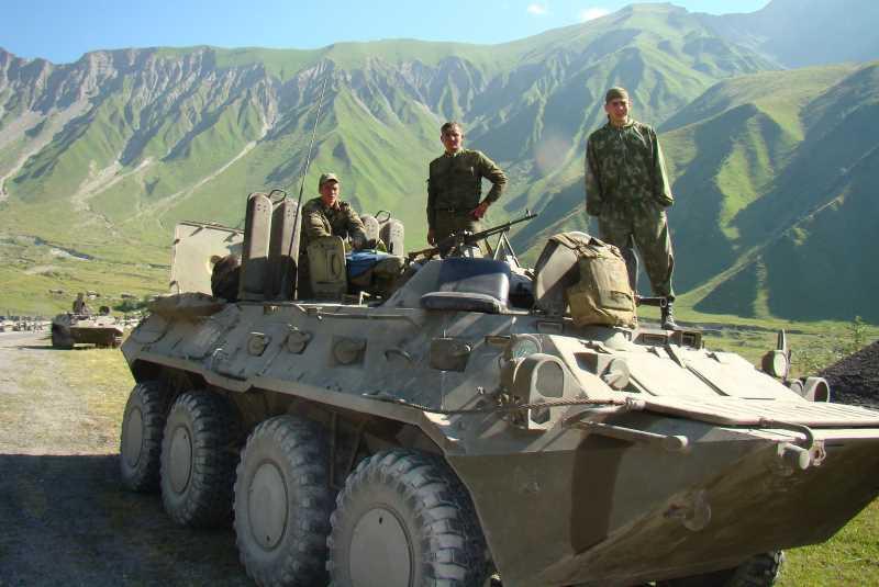 Вторая чеченская война. Бои 58 армии за Бамут