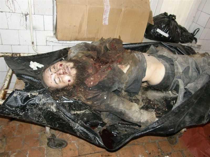 Смерть Саида Бурятского