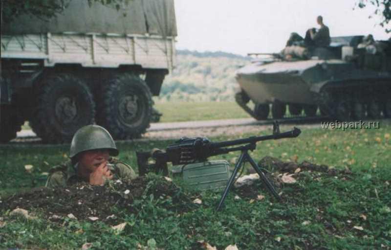 Первая чеченская война. Освобождение Шатоя