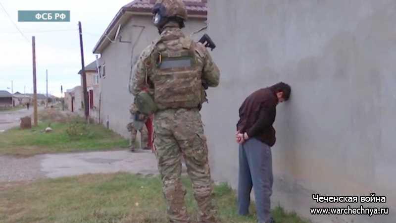 ФСБ пресекла деятельность сторонников ИГИЛ