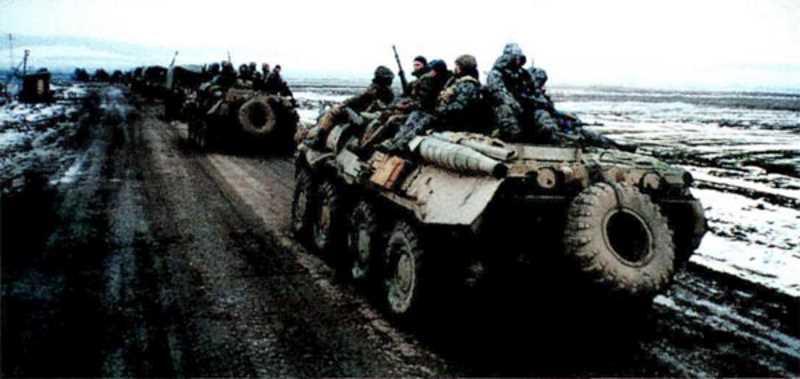 Первая чеченская война. Грозненское жертвоприношение