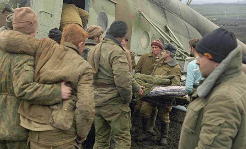 Чистилище морпеха: штурм здания Совмина в Грозном