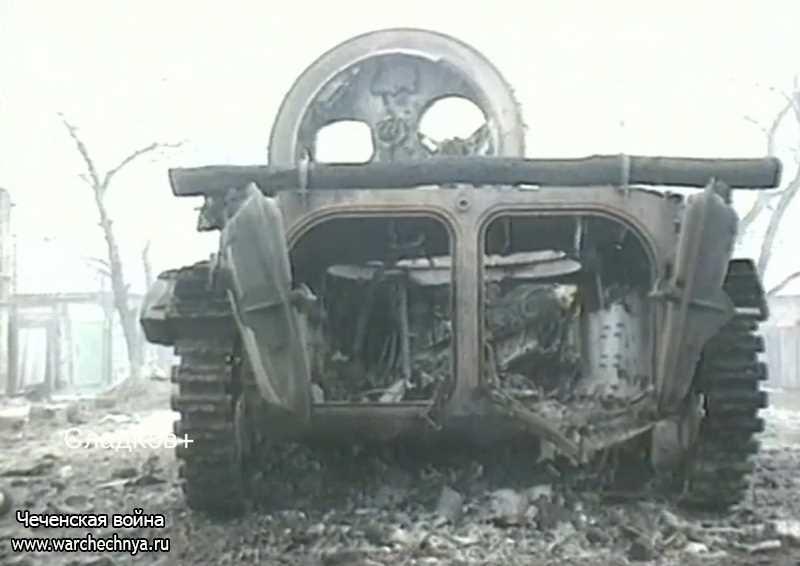 Первая чеченская война. Правда о штурме Грозного. Январь 1995 года