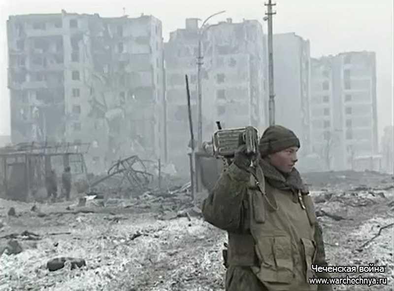 Вторая чеченская война. Грозный 2000. Вынужденная победа