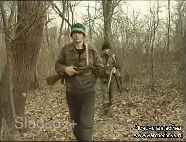 Вторая чеченская война. Хроника минувшей войны