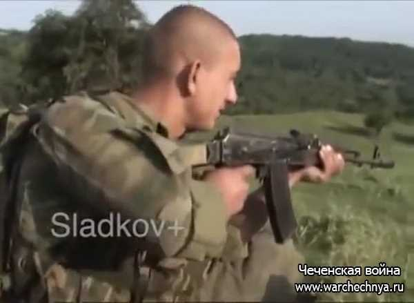 Вторая чеченская война. Один день 56 Гвардейского десантно-штурмового полка