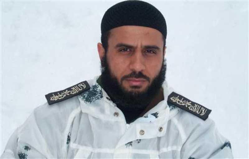 Чеченский полевой командир Абу Хафс