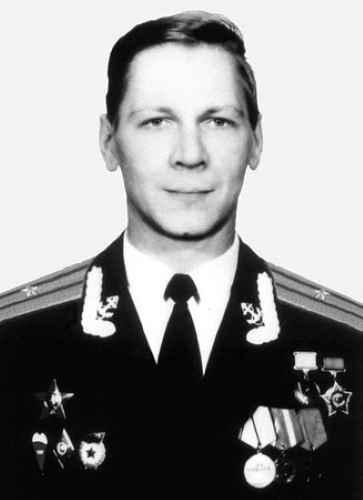 Евгений Николаевич Колесников