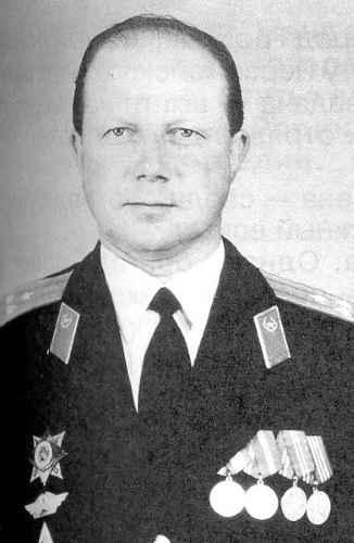 Иван Алексеевич Савин