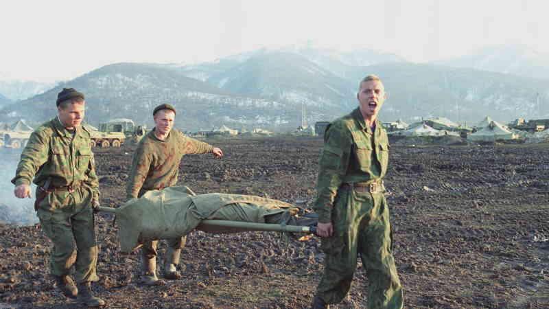 Хроника войны. 22.12.1994. Атака чеченских боевиков на 104 полк ВДВ