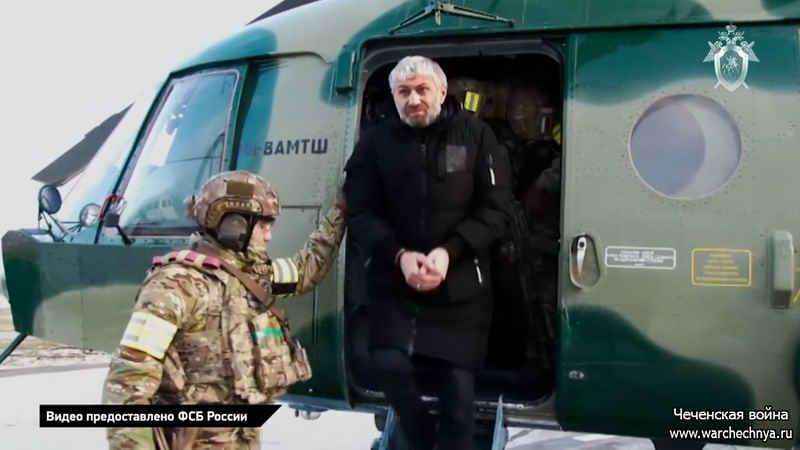 СК России и ФСБ задержали подозреваемого в организации финансирования терроризма