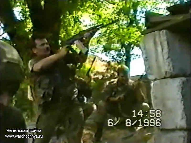 Первая чеченская война. Интервью с участником