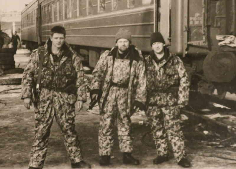 Офицер брянского СОБР о новогоднем штурме Грозного