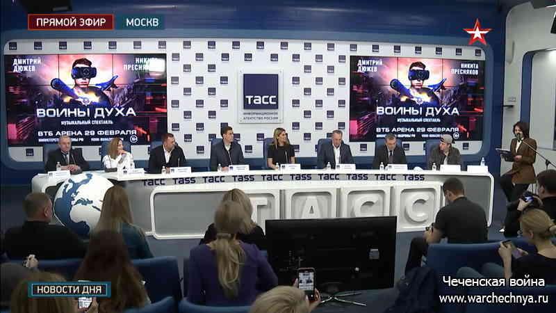 В Москве покажут спектакль о подвиге бойцов 6-й роты в Аргунском ущелье