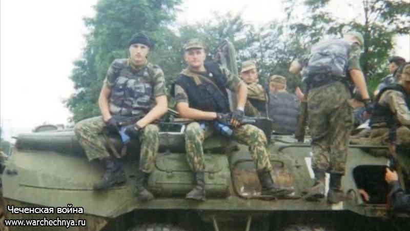 Первая чеченская война. Кемеровский ОМОН в Чечне