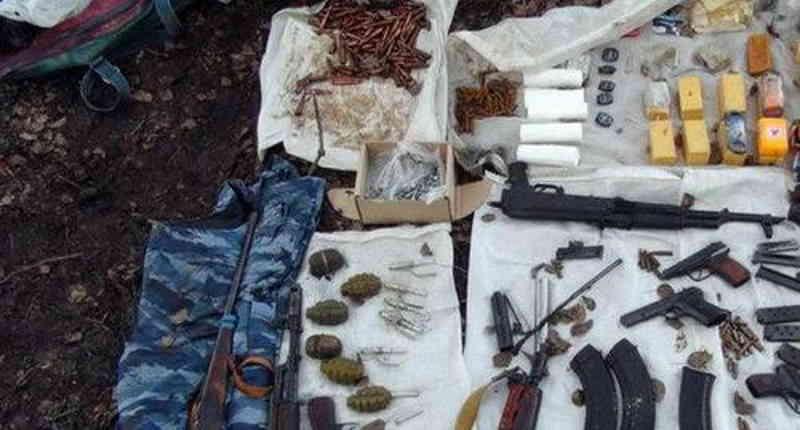 В Дагестане найден схрон со взрывчаткой