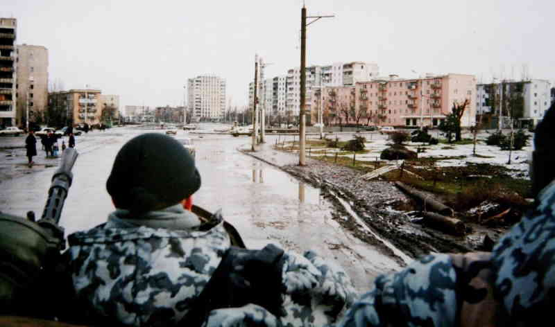 Ветераны СОБР Мордовии рассказали о мартовских боях 1996 года в Грозном