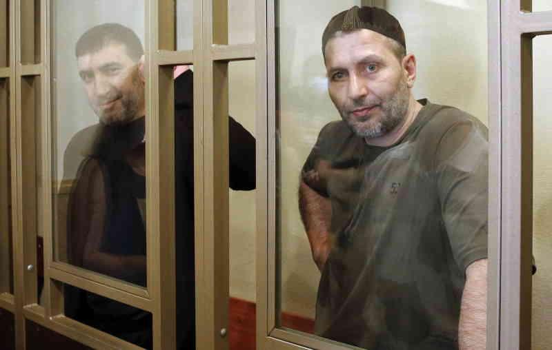 Двое боевиков из банды Басаева получили сроки за нападение на десантников 6 роты под Улус-Кертом