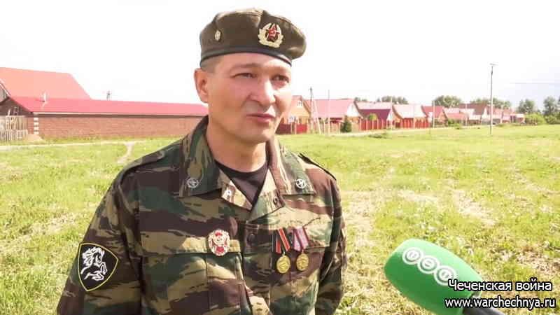 Первая чеченская война. 101 ОсБрОН. Спасение экипажей вертолетов