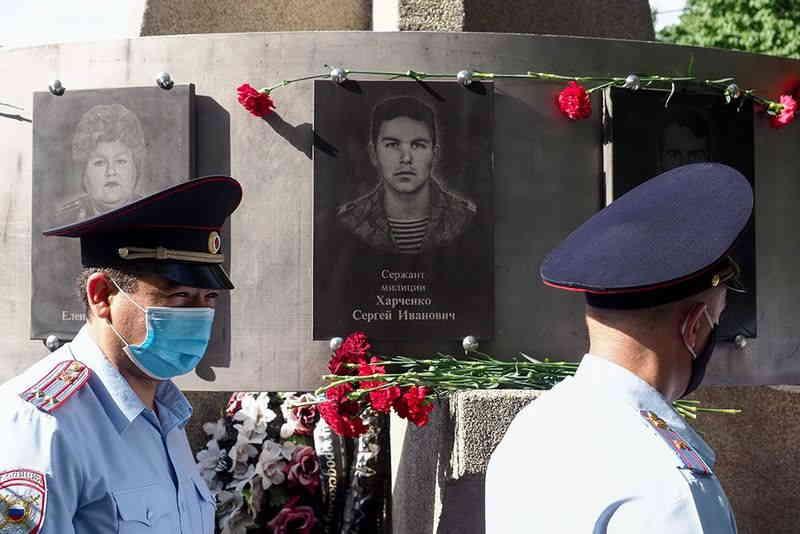 Боевиков, напавших на Буденновск, ищут и находят