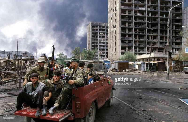 24 года года со дня битвы за Грозный