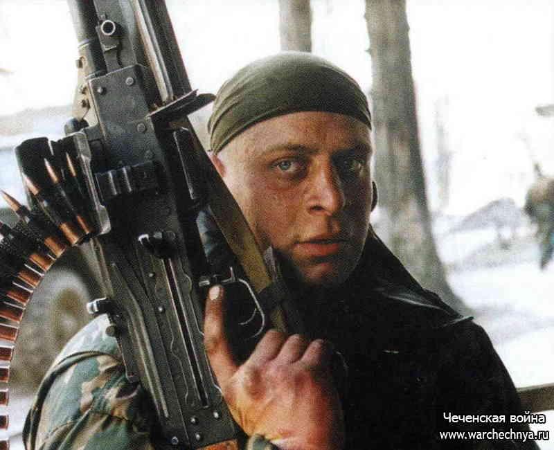 Вторая чеченская война. Не за копейки и рубли идем мы по земле Чечни