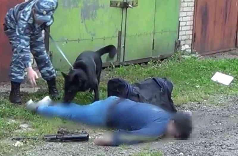 ФСБ ликвидировала готовившего теракт в Москве боевика