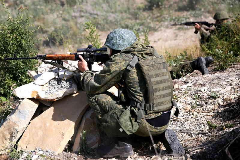 За неделю с 17 по 23 августа 2020 года в ходе вооруженного конфликта на Северном Кавказе погибли не менее пяти человек и двое получили ранения