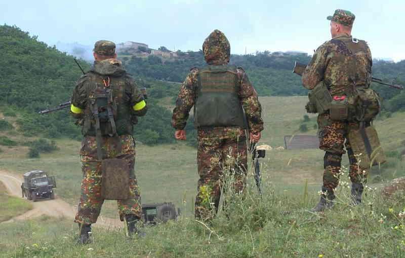 В Назрановском районе Ингушетии ликвидировали боевика