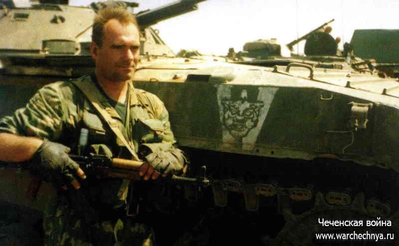 Вторая чеченская война. Ночной бой разведки