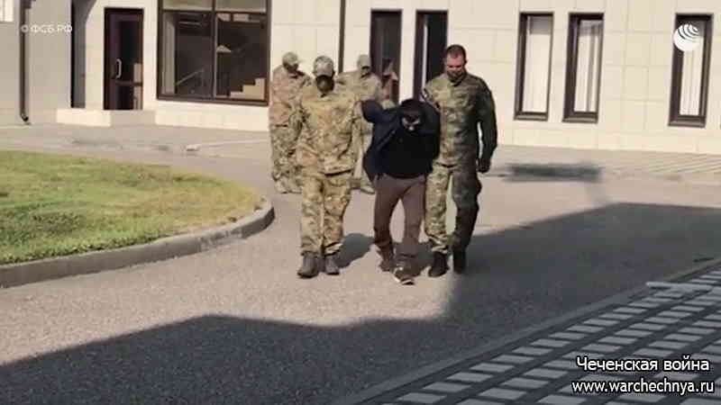 Ещё два боевика из банды Басаева пойдут под суд за нападение на Дагестан