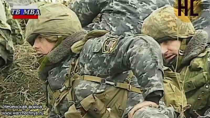 Первая чеченская война. Штурм Первомайского. Подвиг подполковника Крестьянинова