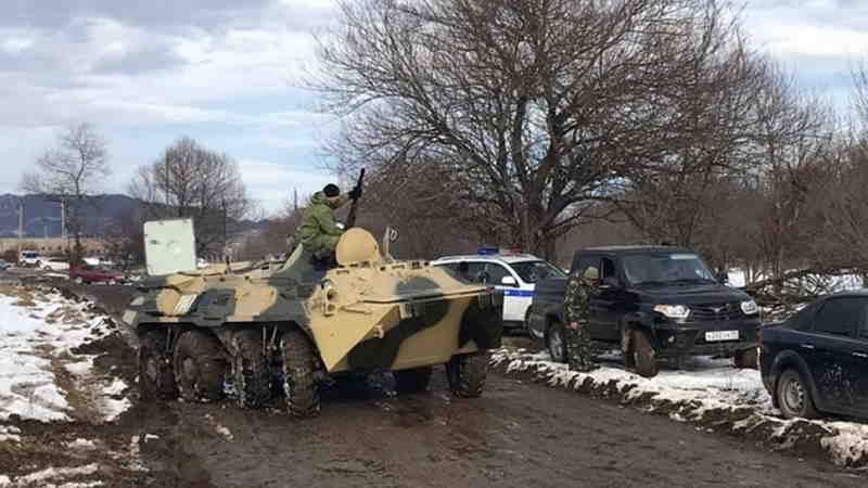 С 28 декабря 2020 года по 3 января 2021 года в ходе вооруженного конфликта на Северном Кавказе жертвами стали четыре человека