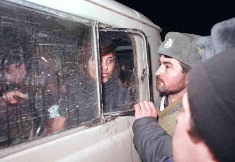 Первая чеченская война. Захваты Кизляра и Первомайского (9-18 января 1996 г.)