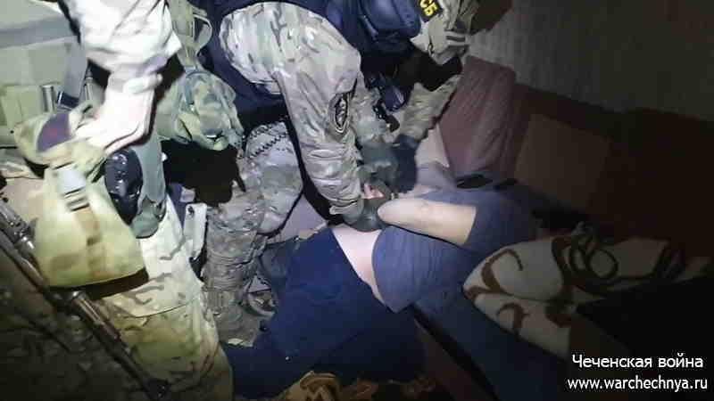 ФСБ задержала исламистов, планировавших теракты на Северном Кавказе.